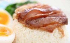 广东猪肘饭